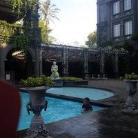 Photo taken at G.H. Swimming Pool by Julia H. on 8/14/2013
