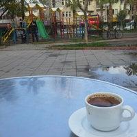 3/2/2014 tarihinde Sevilay A.ziyaretçi tarafından Çınaraltı Cafe'de çekilen fotoğraf