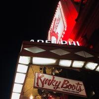 Photo prise au Adelphi Theatre par ゆ(・ω・ノ)ノ〜ず le11/10/2017