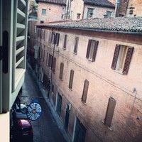 Photo taken at Albergo Italia by Tolga D. on 4/29/2014