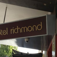 Photo taken at Hotel Richmond by Darren R. on 1/11/2013