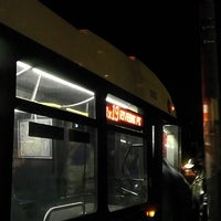Photo taken at MTA MaBSTOA Bus at New York Botanical Garden / Bronx Park Terminal: (Bx19) by 0zzzy on 2/14/2013