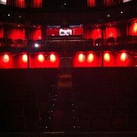 Photo taken at Teatro Zorrilla by Javier P. on 2/9/2013