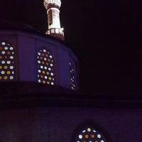 Photo taken at Kırçeşme Ulu Camii by Atakan on 6/28/2014