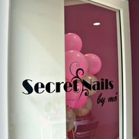 Photo taken at Secret Nails by Mónica P. on 8/4/2014