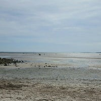Photo taken at Swifts Beach by Art on 8/29/2015
