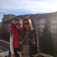Photo taken at Hotel Decebal by anja r. on 11/10/2013