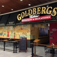 Photo taken at Goldbergs' Deli by Gary M. on 7/25/2013