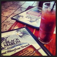 Photo taken at Black Marlin Bayside Grill by Chad K. on 4/20/2013