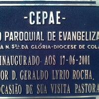 Photo taken at CEPAE - Vila Lenira by Marcélia M. on 3/1/2013