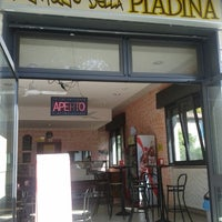 Photo taken at Boutique della Piadina by Michael F. F. on 10/4/2012