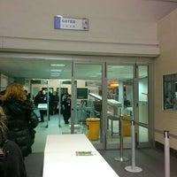 "Photo taken at Aeroporto di Parma ""Giuseppe Verdi"" (PMF) by Michael F. F. on 3/11/2016"