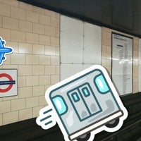 Photo taken at Heathrow Airport Terminals 2 & 3 London Underground Station by Michael F. F. on 1/26/2018