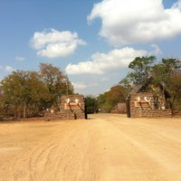 Photo taken at Olifants Rest Camp by Sogs K. on 7/17/2013