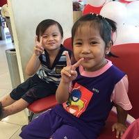 Photo taken at CimbBank, Bundusan Plaza by Eyka Atiqah E. on 12/3/2014