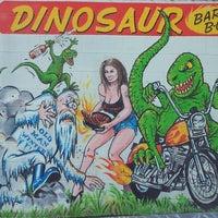 Photo taken at Dinosaur Bar-B-Que by Dinosaur Bar-B-Que on 8/29/2014