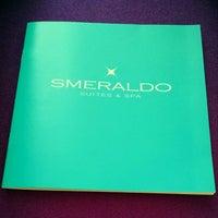 Foto scattata a Hotel Smeraldo Suites & Spa da Luis il 10/18/2014