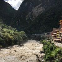 Foto tirada no(a) Aguas Calientes | Machu Picchu Pueblo por Eduardo M. em 3/3/2018
