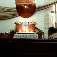 Photo taken at GKI Kebayoran Baru by Ruth B. on 12/30/2012