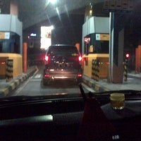Photo taken at Gerbang Tol Kebon Jeruk by mitha a. on 7/21/2013