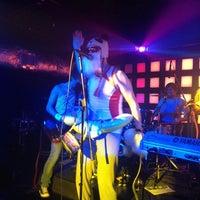 Photo taken at 8BitClub by Daria Z. on 12/14/2013