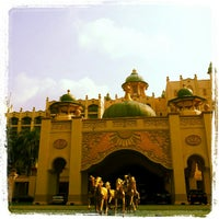 Photo taken at Palace of the Golden Horses by AyeenSalleh on 11/16/2012