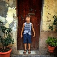 Photo taken at Placa Allada Vermell by Vadim I. on 7/18/2014