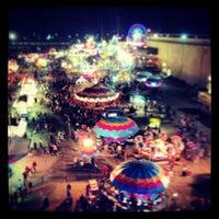 Photo taken at Kansas State Fairgrounds by Lucas S. on 9/8/2013