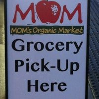 Photo taken at MOM's Organic Market by Christina H. on 10/28/2012