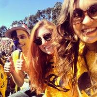 Photo taken at California Memorial Stadium by Samantha on 9/15/2013