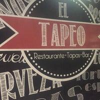 Photo taken at El Tapeo by Yaz R. on 5/26/2016