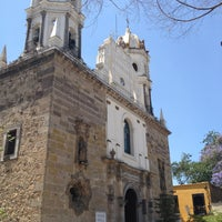 Photo taken at Santuario de Nuestra Señora de la Soledad by Mauricio on 3/24/2013