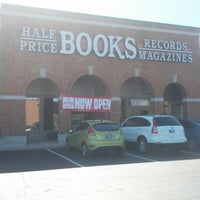 Photo taken at Half Price Books by Daniel M. on 9/19/2012
