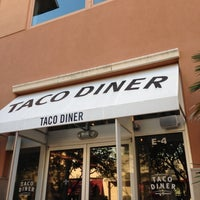 Photo taken at Taco Diner by Roger J. on 10/21/2012