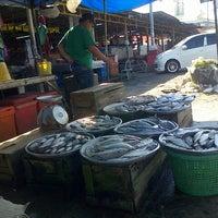 Photo taken at Pasar Pengkalan Chepa by Azlan A. on 2/9/2013