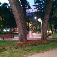 Photo taken at Doğancılar Parkı by Dursun ali O. on 9/24/2012