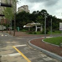 Photo taken at 걸포공원 어린이 교통공원 by James B. on 7/20/2013
