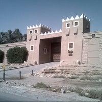 Photo taken at Al Diri'yah by A {. on 11/15/2012