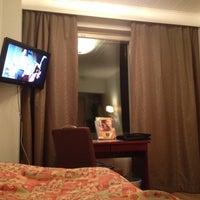 Photo taken at Hotelli Milton by 👀Максим👀 on 4/13/2014