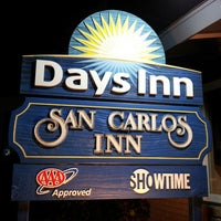 Photo taken at Days Inn Monterey Downtown by ROBERT W. on 11/19/2013