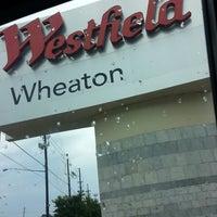 Photo taken at Westfield Wheaton by Carol Elizabeth M. on 6/8/2013