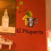 Photo taken at El Pisquerito Bar by Veli A. on 11/17/2012