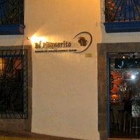 Photo taken at El Pisquerito Bar by Veli A. on 1/10/2013