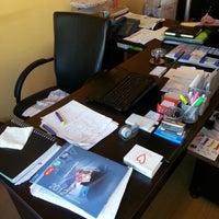 Photo taken at Ersaray İtriyat ( Henkel Office ) by zeki b. on 12/15/2012