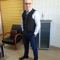 Photo taken at Ersaray İtriyat ( Henkel Office ) by zeki b. on 10/25/2013