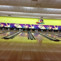 Photo taken at StrikeXity Bowling by Mariana Y. on 6/15/2013