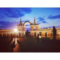 7/7/2013 tarihinde Marianne M.ziyaretçi tarafından Tsaritsyno Park'de çekilen fotoğraf