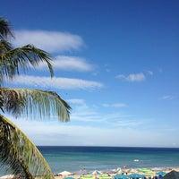 Photo taken at Karon Beach by ATOMZA T. on 3/2/2013