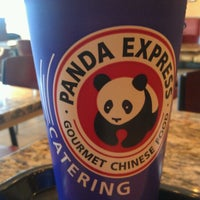 Photo taken at Panda Express by Molly M. on 2/3/2013