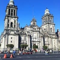 Photo taken at Catedral Metropolitana de la Asunción de María by Luis E. B. on 2/3/2013